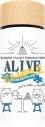【グッズ-ビン】ALIVE ステンレスボトル/アライヌの画像