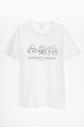 【コスプレ-コスプレアクセサリー】はたらく細胞 血小板Tシャツ/Lサイズの画像