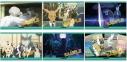 【グッズ-ポストカード】BEASTARS ポストカードセット/#2セットの画像