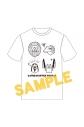 【コスプレ-コスプレアクセサリー】アフリカのサラリーマン アフサラTシャツ/Lサイズの画像