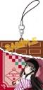 【グッズ-ストラップ】ラブライブ!サンシャイン!! チョコ型ラバーストラップ/黒澤ダイヤの画像