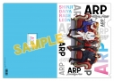 【グッズ-クリアファイル】ARP Backstage Pass クリアファイル/きゃらびぃの画像