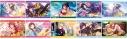 【グッズ-クリアファイル】アイドルマスター シャイニーカラーズ クリアファイルコレクション/Bの画像