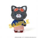【グッズ-キーホルダー】ONE PIECE アイマスク付きぬいぐるみキーホルダー/withCAT 第2弾 ロビンの画像