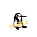 【グッズ-ピンバッチ】とーとつにエジプト神 お座りピンズ/トトの画像