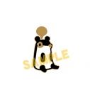 【グッズ-ピンバッチ】とーとつにエジプト神 お座りピンズ/オッターの画像