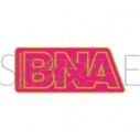 【グッズ-ピンバッチ】BNA ビー・エヌ・エー ピンズ/ロゴの画像