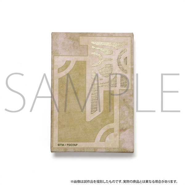Fate/Grand Order -絶対魔獣戦線バビロニア- 御朱印帳_1