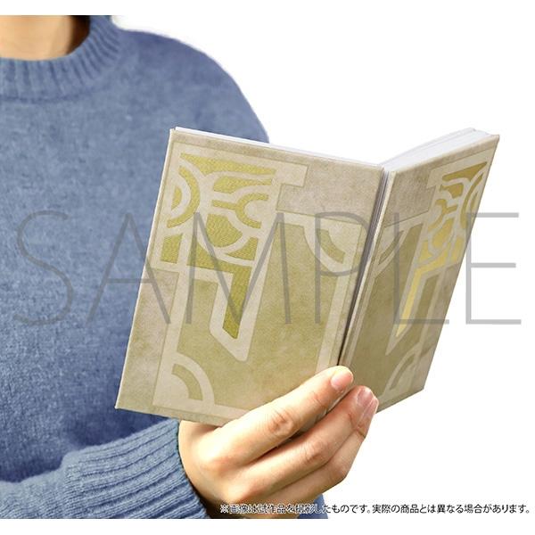Fate/Grand Order -絶対魔獣戦線バビロニア- 御朱印帳_3
