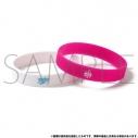 【グッズ-腕輪】アイドルマスター SideM シリコンバンド2個セット/Cafe Paradeの画像