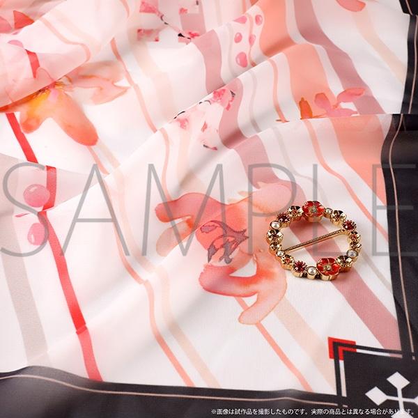 アイドリッシュセブン スカーフ&スカーフリングセット/陸_0