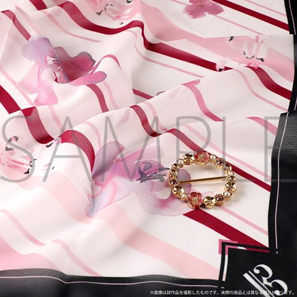 アイドリッシュセブン スカーフ&スカーフリングセット/天_0