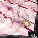 【グッズ-マフラー】アイドリッシュセブン スカーフ&スカーフリングセット/天の画像