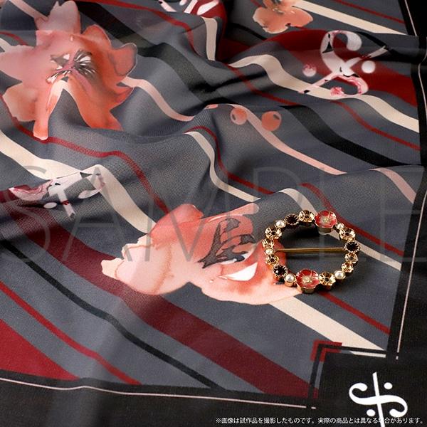アイドリッシュセブン スカーフ&スカーフリングセット/トウマ_0
