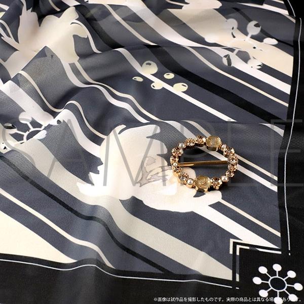アイドリッシュセブン スカーフ&スカーフリングセット/巳波_0