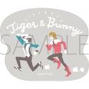 【グッズ-ステッカー】TIGER & BUNNY ステッカー/ゆるパレット 虎徹&バーナビーの画像