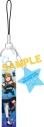 【グッズ-ストラップ】アイドルマスター ミリオンライブ! ストラップ/所恵美の画像
