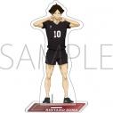 【グッズ-スタンドポップ】ハイキュー!! TO THE TOP アクリルスタンド/角名倫太郎の画像