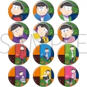 【グッズ-バッチ】おそ松さん キャラバッジコレクションの画像