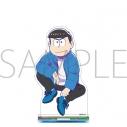 【グッズ-スタンドポップ】おそ松さん アクリルスタンド/カラ松の画像