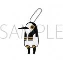 【グッズ-キーホルダー】とーとつにエジプト神 マスコットキーホルダー/壁画風 トトの画像