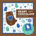 【グッズ-食品】ALIVE ハートチョコレート/アライヌの画像