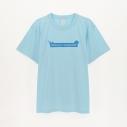 【グッズ-Tシャツ】転生したらスライムだった件 リムル様Tシャツ/ブルーの画像