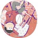 【グッズ-ステッカー】おそ松さん ダイカットステッカー/おそ松(CRAFTHOLIC)の画像
