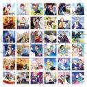 【グッズ-ブロマイド】A3! ましコレ スクエアフォトコレクション/Vol.1 春組&夏組の画像