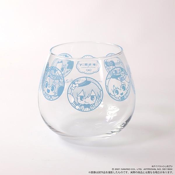 アイドリッシュセブン ゆらゆらグラス/IDOLiSH7 アイドリッシュセブン×サンリオキャラクターズ_0