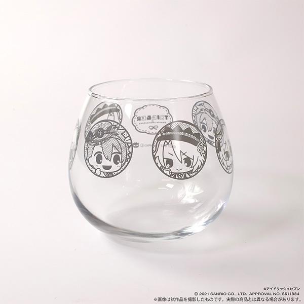 アイドリッシュセブン ゆらゆらグラス/TRIGGER アイドリッシュセブン×サンリオキャラクターズ_0
