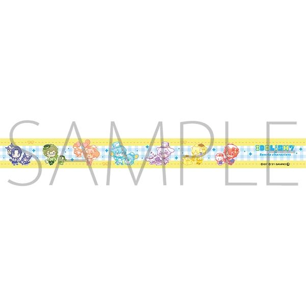アイドリッシュセブン マスキングテープ/IDOLiSH7 アイドリッシュセブン×サンリオキャラクターズ_0
