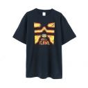 【グッズ-Tシャツ】僕のヒーローアカデミア オーバーサイズTシャツ/エンデヴァーの画像
