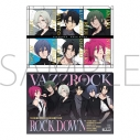 【グッズ-クリアファイル】VAZZROCK クリアファイル/ROCK DOWN IZA!の画像