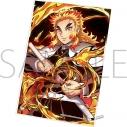 【グッズ-ボード】鬼滅の刃 ミニアクリルアートパネル/煉獄 杏寿郎の画像