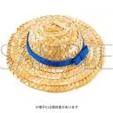 【グッズ-コスプレアクセサリー】くまめいと 麦わら帽子/ブルーの画像