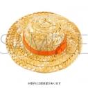 【グッズ-コスプレアクセサリー】くまめいと 麦わら帽子/オレンジの画像