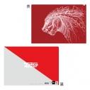 【グッズ-クリアファイル】ゴジラ S.P <シンギュラポイント> クリアファイル/A ティザービジュアルの画像