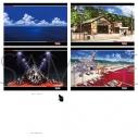 【グッズ-ポストカード】ゴジラ S.P <シンギュラポイント> ポストカードセット/B 美術ボードの画像
