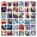 【グッズ-ブロマイド】A3! ましコレ スクエアフォトコレクション/Vol.2 秋組&冬組の画像