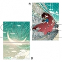 【グッズ-クリアファイル】竜とそばかすの姫 チェンジングクリアファイルの画像