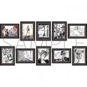 【グッズ-マグネット】終末のワルキューレ コマコレ/マグネットコレクションの画像
