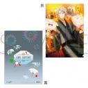 【グッズ-クリアファイル】アイドリッシュセブン クリアファイル/夏のデート対決 楽の画像