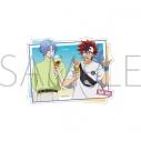 【グッズ-ステッカー】SK∞ エスケーエイト ステッカー/暦&ランガの画像