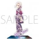 【グッズ-スタンドポップ】カノジョも彼女 アクリルスタンド/桐生紫乃の画像