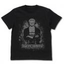【グッズ-Tシャツ】ワンピース 三刀流 ゾロ Tシャツ/BLACK-Mの画像