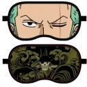 【グッズ-アイピロー】ワンピース ゾロ アイマスクの画像