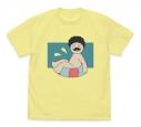 【グッズ-Tシャツ】私に天使が舞い降りた! 夏ひげろー Tシャツ/LIGHT YELLOW-Lの画像