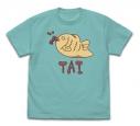 【グッズ-Tシャツ】私に天使が舞い降りた! TAIYAKI Tシャツ/MINT GREEN-Lの画像
