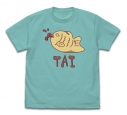 【グッズ-Tシャツ】私に天使が舞い降りた! TAIYAKI Tシャツ/MINT GREEN-XLの画像